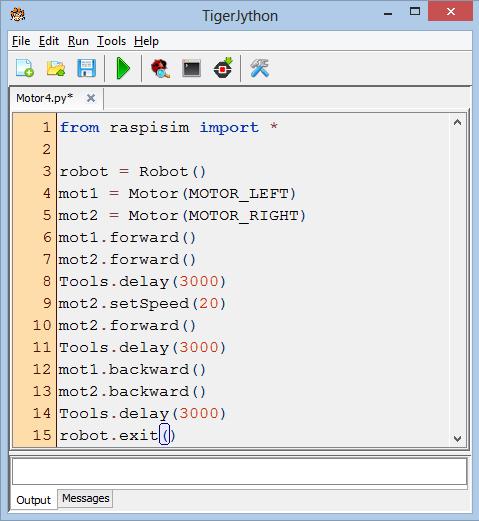 Aplu (Aegidius Pluess) Python Robotics